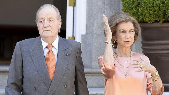 reyes, Juan Carlos, Sofía
