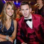 Antonela Rocuzzo, la gran beneficiada del dineral de Messi