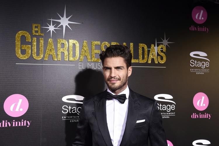 Maxi Iglesias protagonista de El guardaespaldas