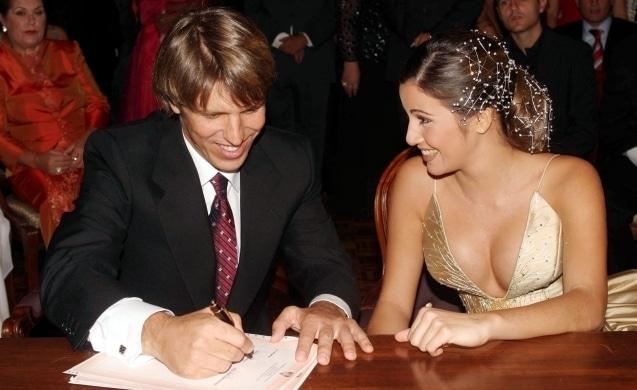 famosas que arruinaron el día de su boda por vestir trajes