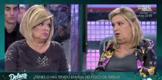 Carmen Borrego y Terelu