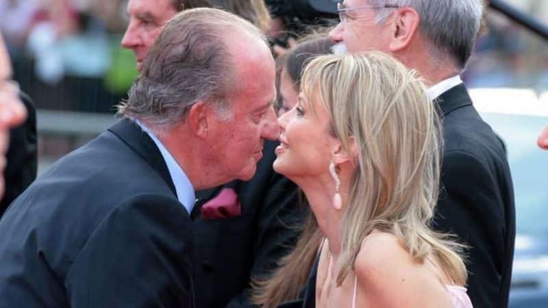 Rey Juan Carlos y Corinna
