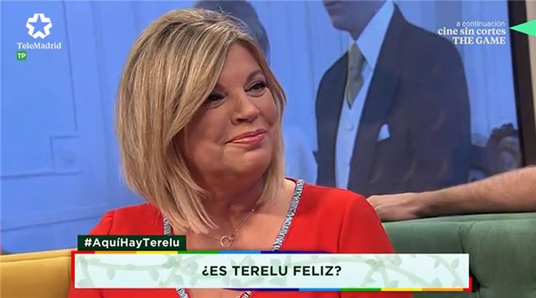 Terelu Campos Recibe Una Sorprendente Noticia Profesional En El Día De Su Operación