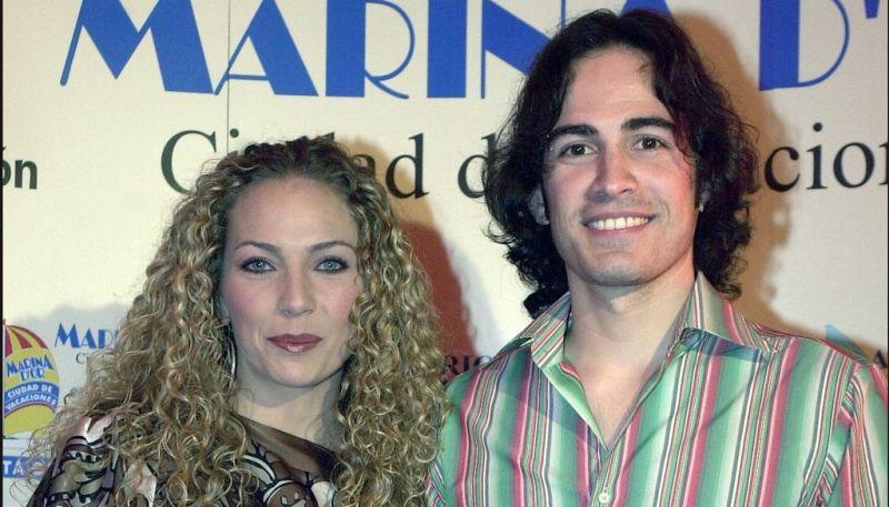 Ángel Tous y Sabrina
