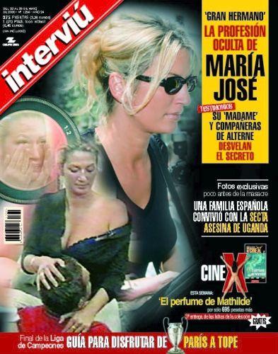 Interviu María José Galera