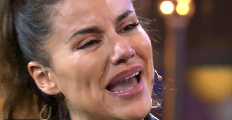 monica hoyos llorando