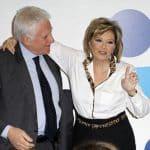María Teresa Campos y Paolo Vasile