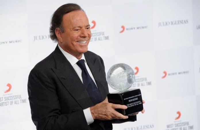 Julio Iglesias Premio