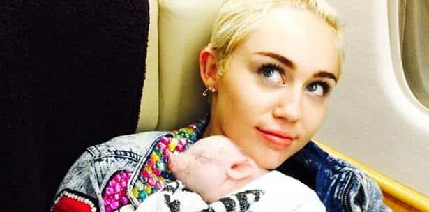 Cerdita de Miley Cyrus