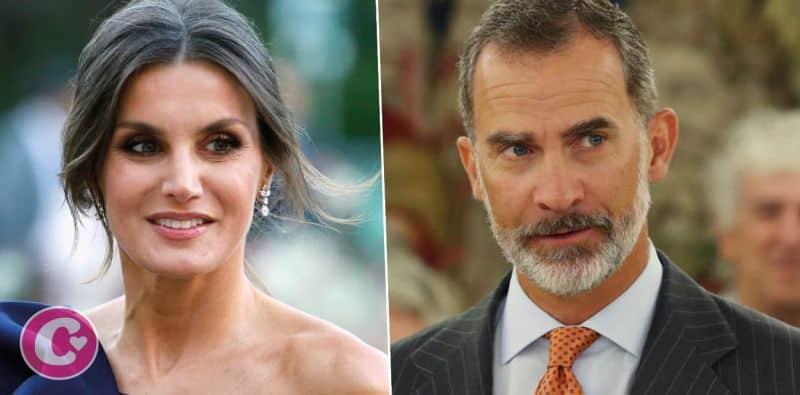 Los reyes Felipe y Letizia pasan de fase con una reunión científica