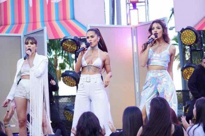 Aitana, Operación Triunfo, Ariana Grande