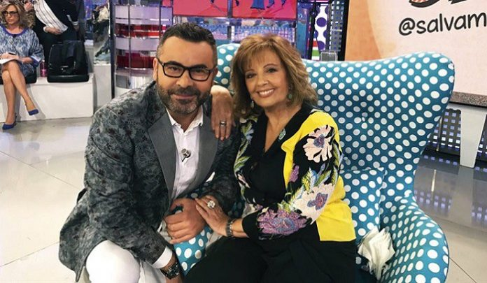 Jorge Javier Vázquez, María Teresa Campos