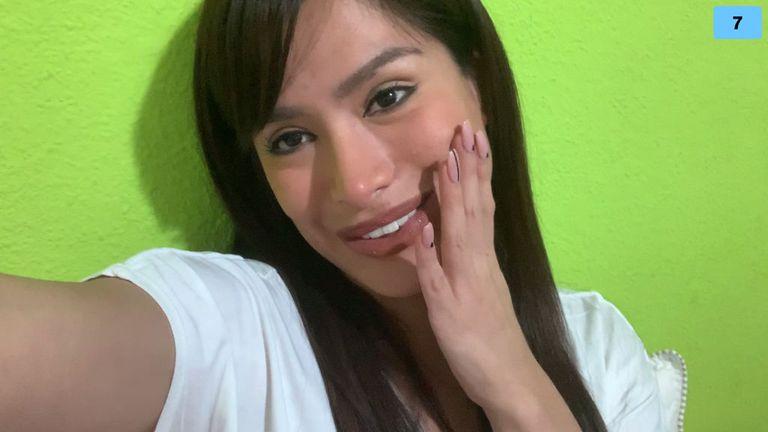 Miriam Saavedra.