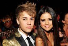 Selena Gómez, Justin Bieber, Instagram