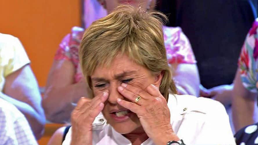 chelo llorando