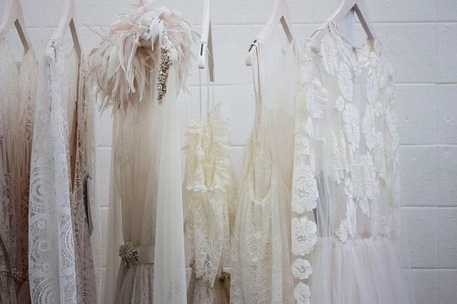 vestidos mano
