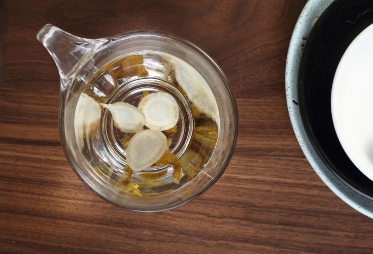 El ginseng es una planta de procedencia china