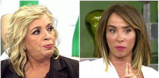 María Patiño y Carmen Borrego