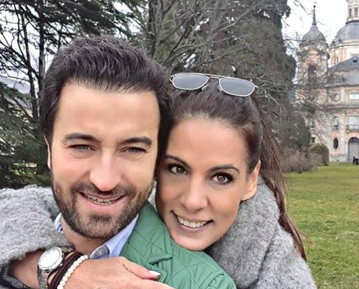 José Manuel Gómez y Alicia Senovilla