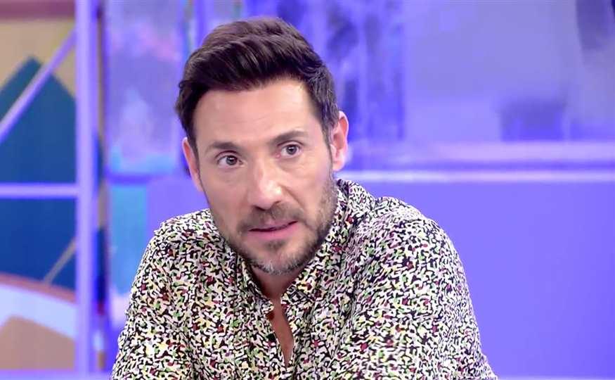 Antonio David Flores en Sálvame