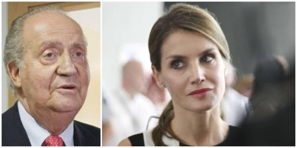 Peñafiel destapa el peor desprecio de Juan Carlos a Letizia -