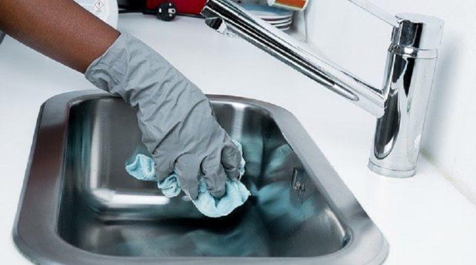 desinfectar