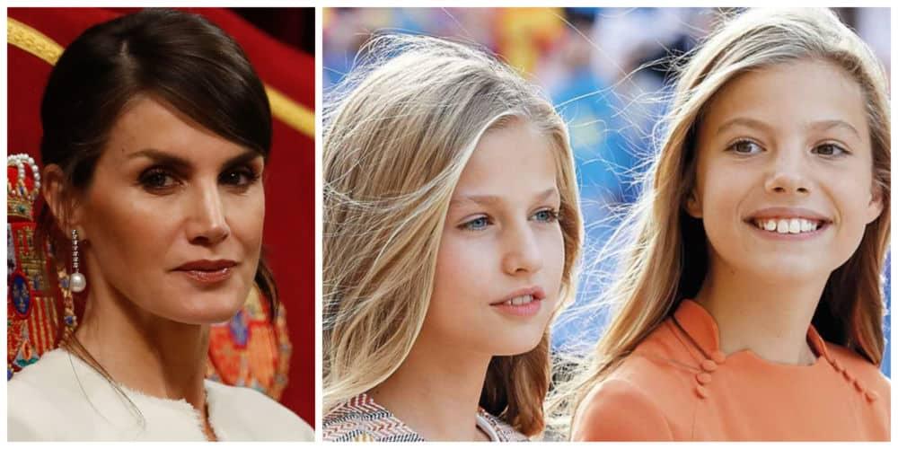 Casa Real trunca los planes que tenía con sus hijas, Leonor y Sofía -