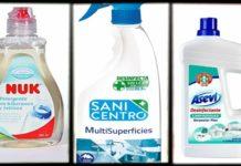 Detergentes para desinfectar mascarillas y guantes que arrasan en Amazon