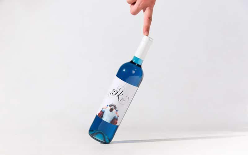 vinos azules