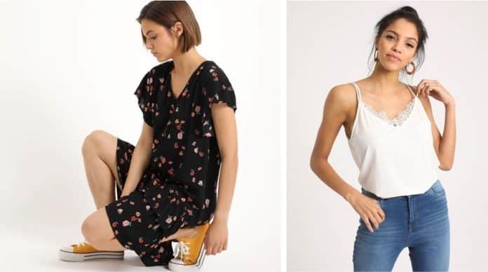 Pimkie 9 prendas de ropa de rebajas al 50% para el verano