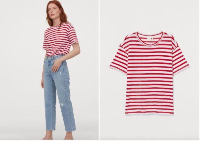 camisetas H&M