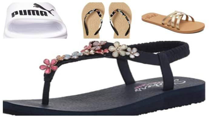 skechers roxy puma ofertas de hoy en chanclas y sandalias amazon