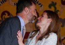 Grandes momentos que nos han dejado Felipe VI y Letizia
