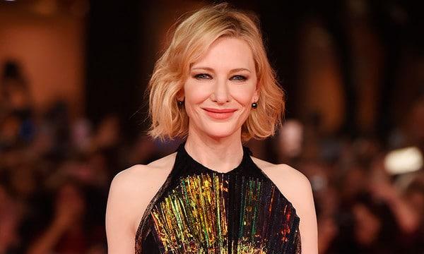 La actriz australiana de 51 años Cate Blanchett