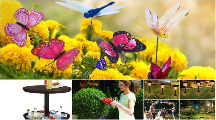 Amazon 10 gangas de hoy en decoración, jardín y herramientas