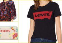 Amazon 10 ofertas de hoy en Desigual y Levi's que no tienen rival