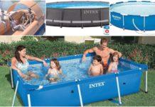 Amazon 8 piscinas hinchables y desmontables a precios increíbles esta semana