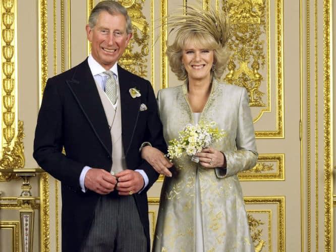 En 2005, Camila contrajo matrimonio con el príncipe Carlos