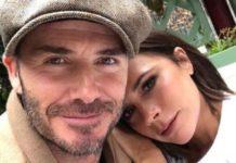 David Beckham y su esposa Victoria celebran 21 años de matrimonio