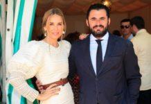 Emiliano Suárez y Carola Baletzena