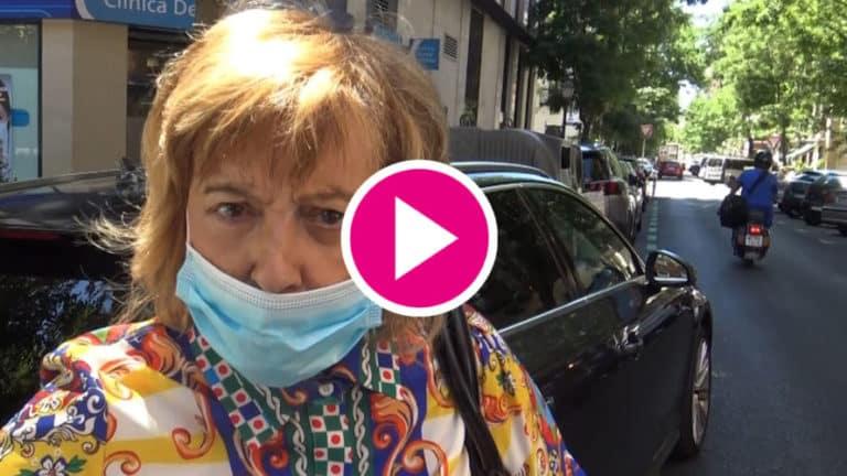 Maria Teresa Campos se enfada al oír el nombre de Edmundo