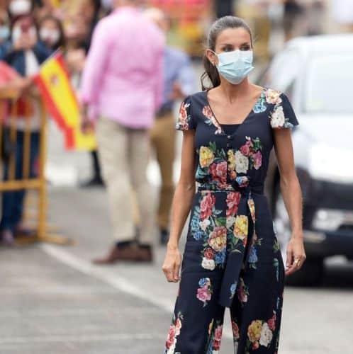 Uterque, Zara…las marcas que Letizia ha vestido en su gira por España