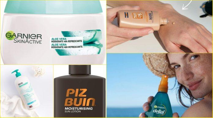 Piz Buin, ISDIN, Garnier 10 chollos de hoy para ahorrar en salud de la piel