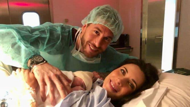 Bienvenido, Máximo Adriano. Estos son todos los hijos de Pilar Rubio y Sergio Ramos