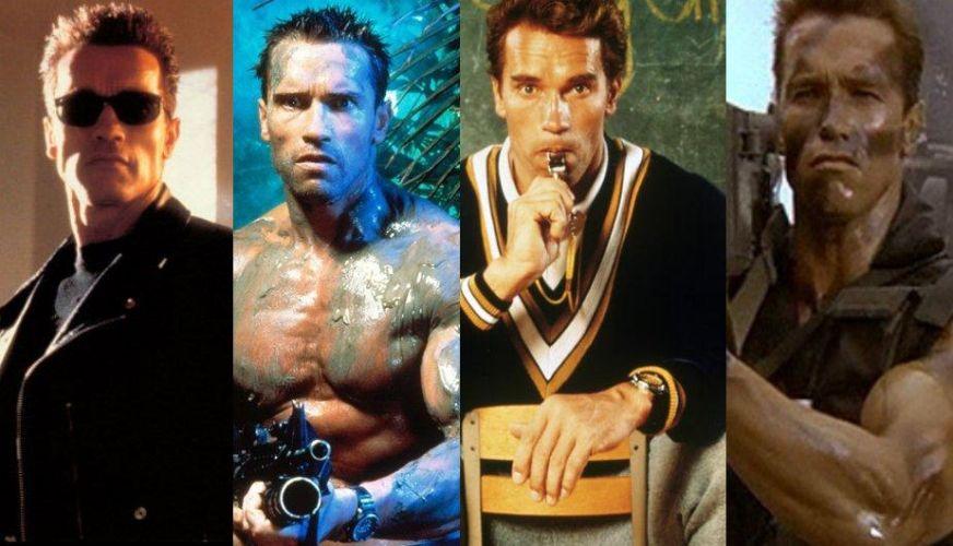 Arnold Schwarzenegger pasó del físicoculturismo a estrella de Hollywood
