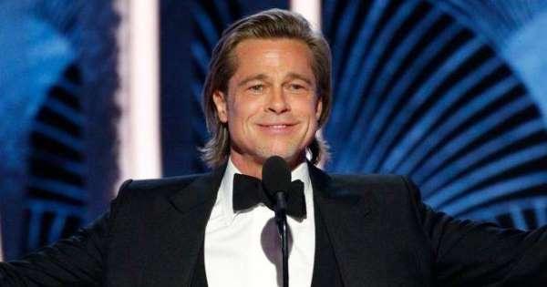 Brad en los Oscar