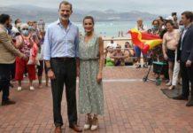 Las anécdotas de Felipe VI y Letizia en la gira por España