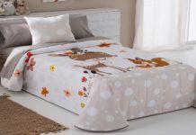 ropa de cama dormitorio
