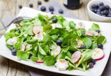 alimentos hoja verde