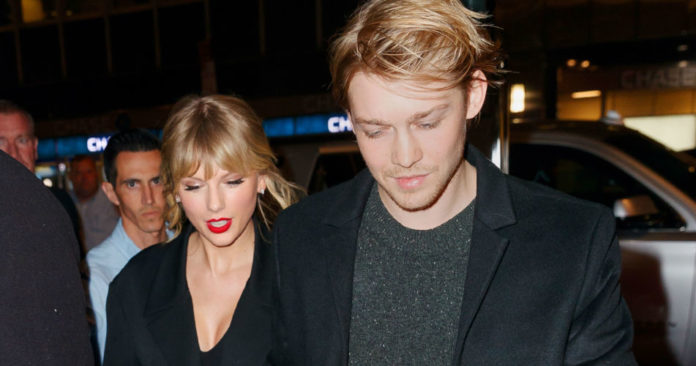 Taylor Swift y Joe Alwyn